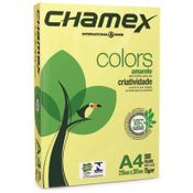 CHAMEX-COLORS-A4-75G-AZUL-VERSO