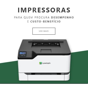 Impressoras Lexmark