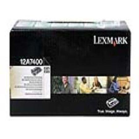 TONER-12A7400--LEXMARK